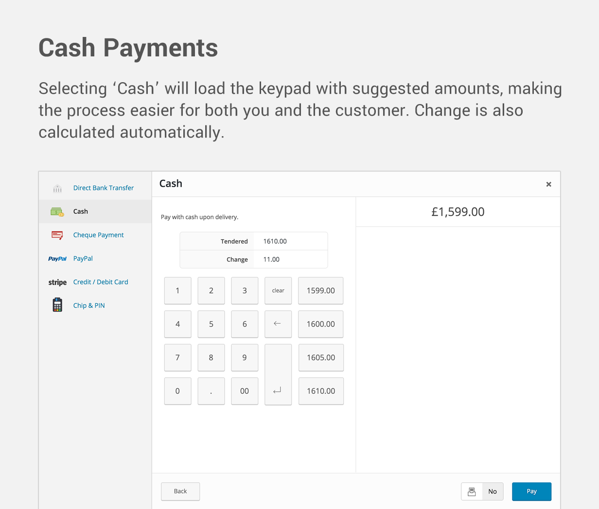 WooCommerce Point of Sale (POS) 53
