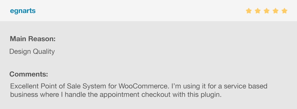 WooCommerce Point of Sale (POS) 27