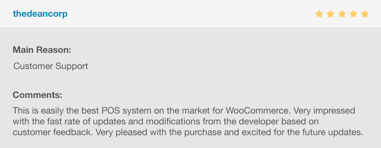 WooCommerce Point of Sale (POS) 43