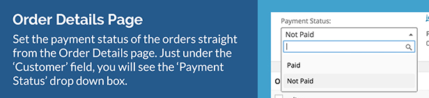 WooCommerce Payment Status 7
